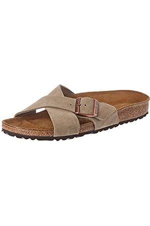 Birkenstock Women's Siena Mules, (Taupe Taupe)
