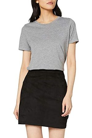 Dorothy Perkins Women's Suedette Patch Pocket Skirt