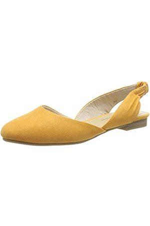 Marco Tozzi Women's 2-2-29407-32 Ballet Flats, (Mango 637)