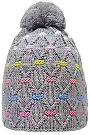 Döll Baby Girls' Pudelmütze Strick Hat|