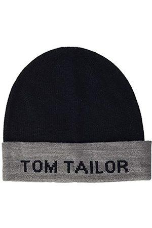 TOM TAILOR Men's Jacquard Beanie