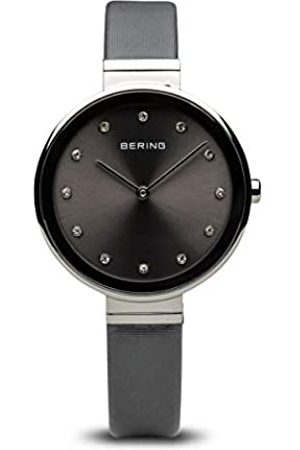 Bering Women's Analogue Quartz Watch with Textile Strap 12034-609