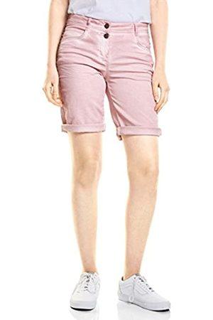 CECIL Women's 371385 New York Shorts Deco Bermuda