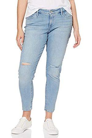 Levi's Levi's 310 Pl Shping Spr Skinny, Womens Jeans, Azul (Poppy Hills Plus)