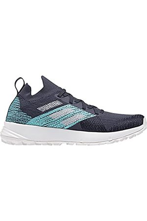 adidas Women's Terrex Two Parley W Competition Running Shoes, (Azutra/Griuno/Espazu 0)