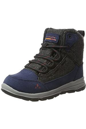 Vaude Unisex Kids' Ubn Kiruna Mid Cpx High Rise Hiking Shoes, (Eclipse)