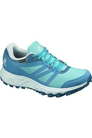 Salomon Women's TRAILSTER 2 GTX W Trail Running Shoes, (Bluebird/Icy Morn/Lyons )