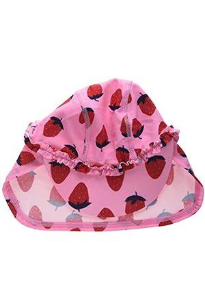 Mothercare Girl's Strawberry Keppi Hat