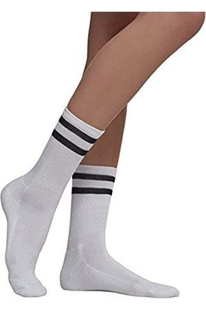 Urban classics Urban Classic 2-Stripe Socks 2-Pack, Men's Socks