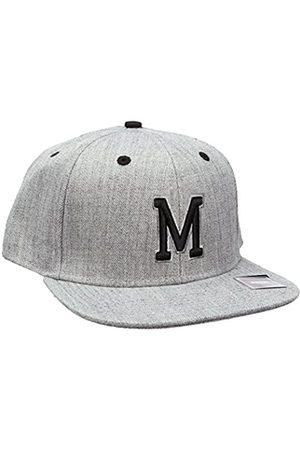 MSTRDS Unisex_Adult Letter Snapback M Baseball Cap