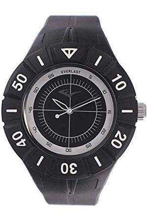 Everlast Unisex Adult Analogue Quartz Watch with PU Strap EVER33-226-004