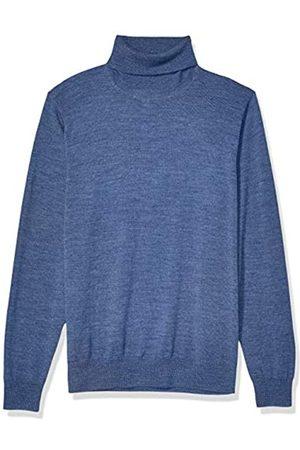 Goodthreads Merino Wool Turtleneck Sweater Denim