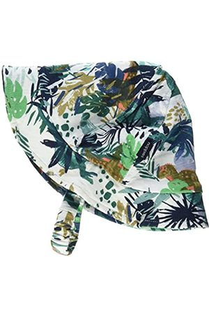 Noppies Baby Boys' B Hat Atlantic AOP, De Blanc P
