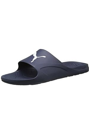 PUMA Unisex Adults Divecat Flipflops, Navy (Peacoat- )