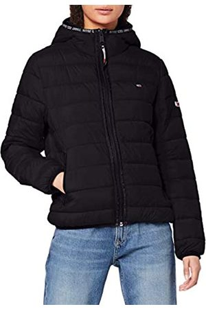 Tommy Jeans Women's TJW Quilted Tape Detail Jacket