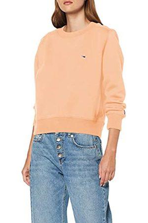Tommy Jeans Women's Tjw Tommy Classics Crew Sweatshirt