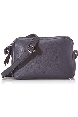 BREE Cary 10, Navy, Cross Shoulder M, Women's Bag, Blau (Navy)