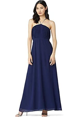 TRUTH & FABLE Amazon Brand - Womens Dress Bridesmaid Maxi, 16