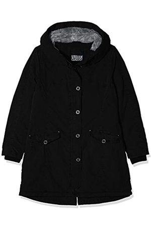 Urban classics Women's Ladies Garment Washed Long Parka