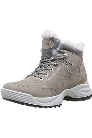 Igi&Co Women's Donna Gore-tex-41608 Snow Boots, (Ghiaccio 4160811)