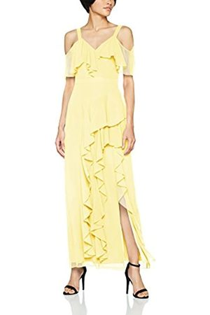 Coast Women's Illy Party Dress, (Lemon)