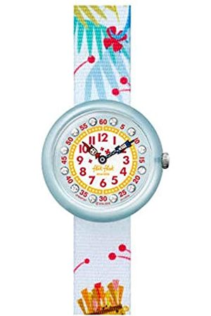 Flik Flak Boys Analogue Quartz Watch with Textile Strap FBNP127