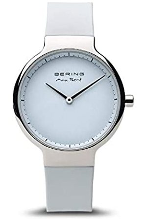 BERING Womens Analogue Quartz Watch with Silicone Strap 15531-904