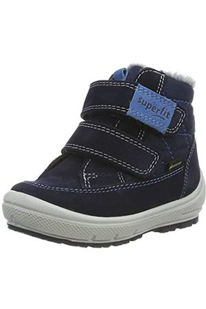 Superfit Boys' Groovy Snow Boots, (Blau 80)