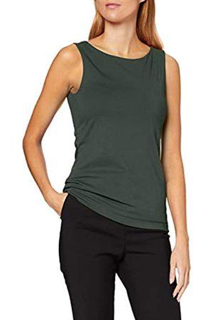 More & More Women's Top Von Vest, (Tropical 0685)