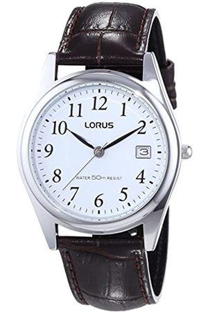 Lorus Men's Quartz Watch RS965BX9 RS965BX9 with Metal Strap