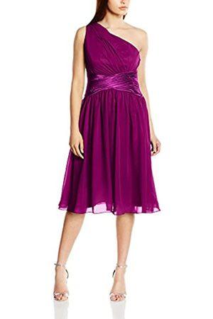 Astrapahl Women's co8098ap Knee-Length Plain Cocktail Sleeveless Dress