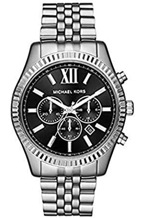Michael Kors Men's Analogue Quartz Watch with Stainless Steel Strap MK8602