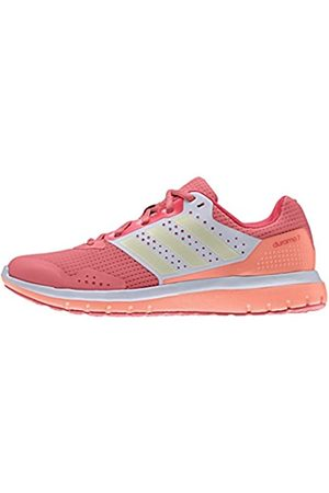 adidas Performance Duramo 7 Women Laufschuhe, Women's Competition Running Shoes, (Super Schamröte/dust Metallic/schockrot)