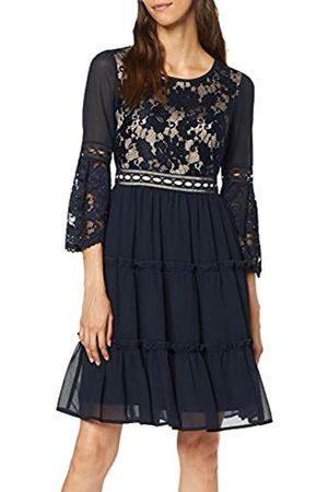 APART Fashion Women's Chiffon Dress with Lace Party