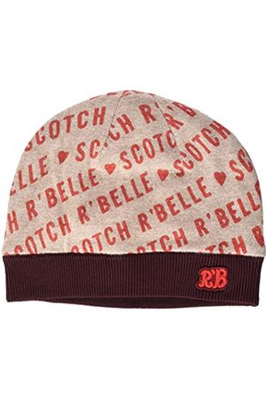 Scotch & Soda R´Belle Girl's Knitted Beanie with Allover Print Hat