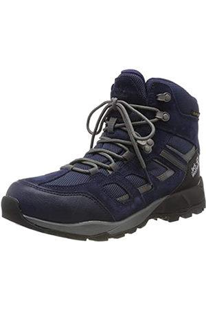 Jack Wolfskin Women's Vojo Hike Xt Texapore Mid W Wasserdicht High Rise Shoes, (Dark / 1181)