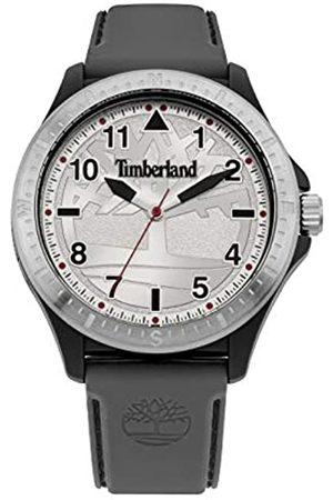 Timberland Mens Analogue Classic Quartz Watch with Silicone Strap 15925JPBS/13P