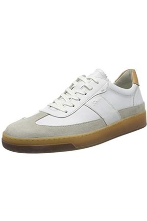 Sioux Men's Hopper-he-700 Low-Top Sneakers, (Alluminio/Weiss 001)