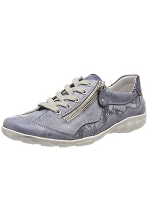 Remonte Women's R3416 Low-Top Sneakers, (Jeans/Jeans/ 14)