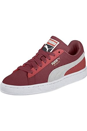 Puma Unisex Adults' Suede Classic Trainers, Rhubarb -High Risk