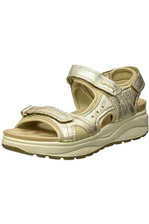 IGI&Co Women's DEZ 31684 Platform Sandals, (Platino 3168444)