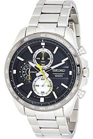 Seiko Men's Chronograph Quartz Watch with Stainless Steel Strap SSB261P1