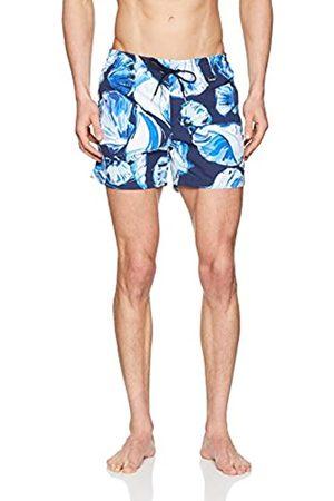 Hom Men's Paradis Beach Boxer Swim Shorts