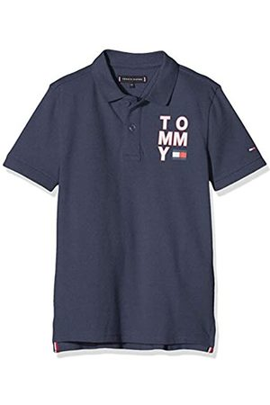 Tommy Hilfiger Boy's Graphic F/B Polo S/S Shirt
