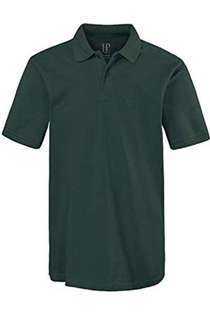JP 1880 Men's Big & Tall Classic Cotton Pique Polo Shirt Dark XX-Large 702560 40-XXL