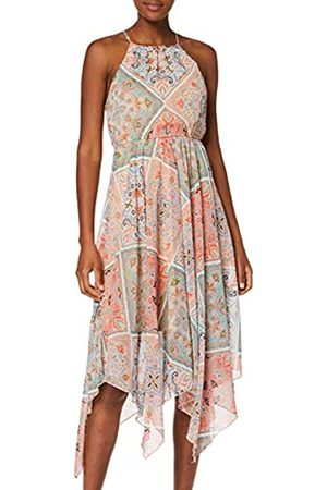 New Look 915 Women's Florence Patchwork_Dress Midi Dress