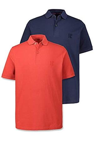 JP 1880 Men's Big & Tall 2-Pack Polo Shirts