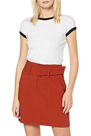 New Look Women's Covered Buckle Skirt