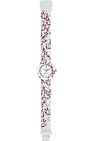 Hip Watches - Women's Watch HWU0864 - I Love Japan Collection - Silicone Strap - 32mm Case - Waterproof