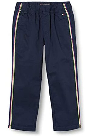 Tommy Hilfiger Boy's Pull ON Tape Chino Pants Trousers